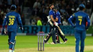England surpass Sri Lanka in ICC ODI rankings after series win