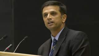 Rahul Dravid hopes to see some U-19 cricketers in India A within 8 months