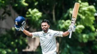 India U19 vs Sri Lanka U19, 1st Youth Test, Day 2: Brisk 183* stand between Nehal Wadhera and Ayush Badoni propels India U-19 to 473/5