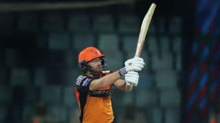 VIDEO: Sunrisers make it three in three with five-wicket win over Delhi