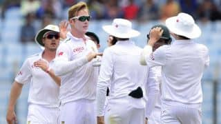 Simon Harmer says South African spinners have adapted to SG Ball