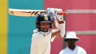 Duleep Trophy Final, Day 1 Report: Pujara's hundred anchors India Blue to commanding position