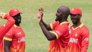 ZIM vs PAK T20I सीरीज: जिम्बाब्वे से हारा पाकिस्तान, सीरीज 1-1 से बराबर