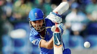Steven Smith, James Faulkner, Shane Watson were the right batsmen for the super over, says Ajinkya Rahane