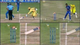 IPL 2019, CSK vs MI, Final: MS Dhoni's run out creates controversy among fans