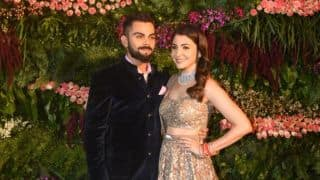 In Photos: Virat Kohli, Anushka Sharma's Mumbai Reception
