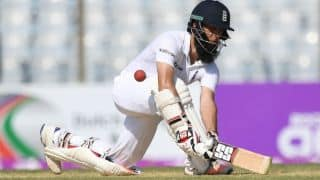 Video highlights: Moeen Ali survives thrice with DRS help during Bangladesh vs England 1st Test, Day 1