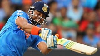 सुरेश रैना ने अंतरराष्ट्रीय टी20 क्रिकेट में 1,000 रन पूरे किए