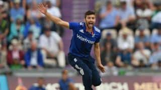 ICC World Cup 2019: English fast bowler Mark Wood sent to hospital for scans