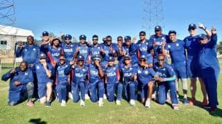 USA team attains ODI status, makes history