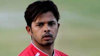 My real goal is to be in the 2023 World Cup team and win the cup: Sreesanth