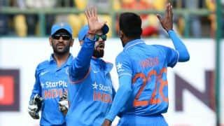 India announce squad for ODI, T20I vs Sri Lanka: Rohit Sharma named vice-captain; Yuvraj Singh dropped