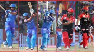 DC vs RCB: Shane Rutherford's blitz, Royal Challenger Bangalore's collapse and other talking points