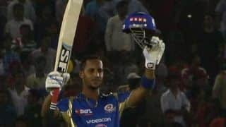 IPL 2016: Lendl Simmons ruled out; to be replaced by Martin Guptill for Mumbai Indians