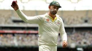 india vs australia nathan lyon is 100 percent sure gabba will host 4th test against india