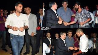 Shikhar Dhawan, Ravindra Jadeja, Bhuvneshwar Kumar receive CCI membership