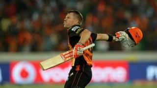 IPL 2019: Sunrisers Hyderabad retained David warner before beginning of auction