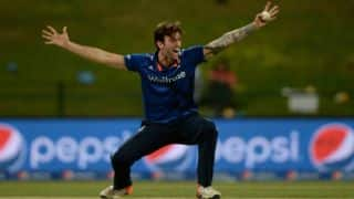 Reece Topley ruled out of County Championship following injury