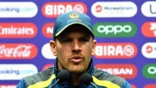 Cricket World Cup 2019: They are a very dangerous side, says Aaron Finch ahead of Pakistan clash