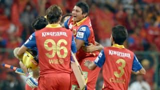 IPL 2015: CSK aim to get back to winning ways against RCB