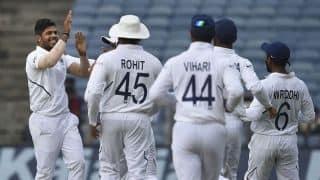 I should treat Wriddhiman Saha for taking those catches down leg-side: Umesh Yadav