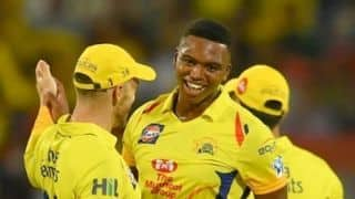Lungi Ngidi out of IPL with side strain
