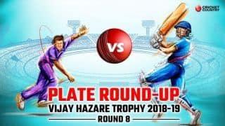 Plate wrap: Bihar claim biggest win in Vijay Hazare Trophy history