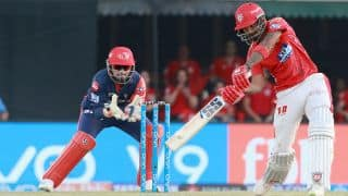 Indian T20 League 2018, Match 2: KL Rahul's blitz overpower Delhi's 166, Punjab win by 6 wickets