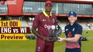 इंग्लैंड बनाम वेस्टइंडीज, पहला वनडे (प्रिव्यू): 2019 विश्व कप क्वालिफिकेशन पर रहेंगी विंडीज टीम की निगाहें