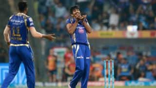 Photos: MI vs SRH IPL 2017, Match 10 at Mumbai