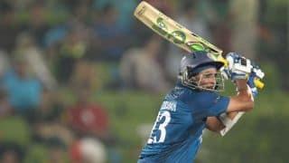 India vs Sri Lanka ICC World T20 2014 final: Ravichandran Ashwin dismisses Tillakaratne Dilshan