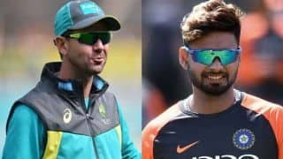 IPL 2019: Ricky Ponting wants Rishabh Pant to repeat last year performance