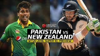 Pakistan vs New Zealand, T20 World Cup 2016, Match 23 at Mohali, Preview: PAK face the Kiwi challenge