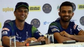 IPL 2015: Rahul Dravid praises Rajasthan Royals' young squad