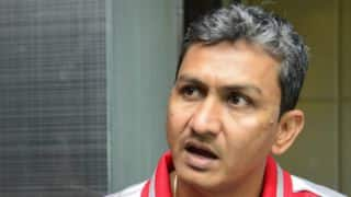 """Sanjay Bangar says Anil Kumble's departure has left a void in the team even though the players are """"coping up"""" well"""