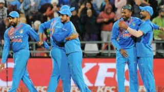 Rohit Sharma: As a group India never backed down from any condition