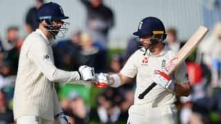 James Vince, Mark Stoneman fifties help England gain 231-run lead over New Zealand, Day 3, 2nd Test