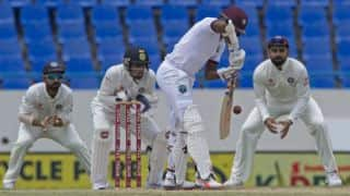 India vs West Indies, 1st Test, Day 4: Video highlights of 2nd session
