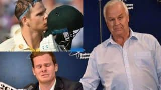 Proud father of Steve Smith opens up after watching his son's extraordinary return to Test cricket