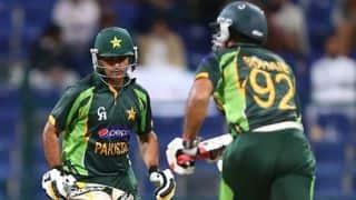 Pakistan vs Sri Lanka, 4th ODI at Abu Dhabi