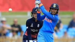 Indian team didn't consider the dew factor, says Smriti Mandhana