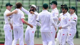 Bangladesh vs South Africa 2015, Free Live Cricket Streaming Online on Star Sports: 2nd Test at Dhaka Day 2