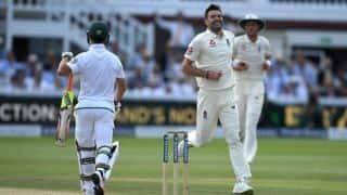 1st Test at Lord's, Day 4: Soft dismissals put South Africa in trouble before tea