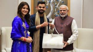 BJP sniff Congress foul play in Virat Kohli, Anushka Sharma's great Italian wedding
