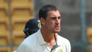 Mitchell Starc ruled out of India vs Australia series due to stress fracture