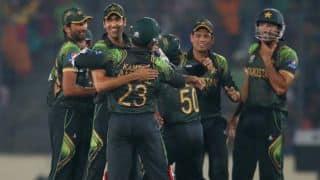 Pakistan focus on spin bowling ahead of Australia ODI series