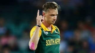 दक्षिण अफ्रीका के लिए विश्व कप जीतना चाहते हैं डेल स्टेन