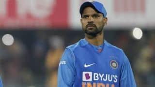 गुवाहाटी टी20 रद्द होने से शिखर धवन पर दबाव बढ़ा, कैसे करेंगे राहुल का मुकाबला