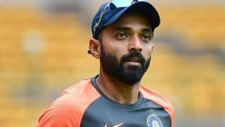 Momentum and consistency will be important for India at the World Cup: Rahane