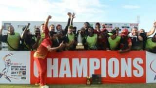 Zimbabwe's ODI series win over Sri Lanka is good for Cricket, says Ravichandran Ashwin